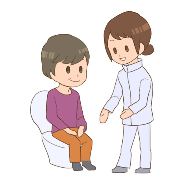 06_トイレでの乗り移りや用を足す練習